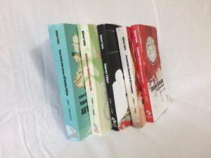 5 kitap resmi